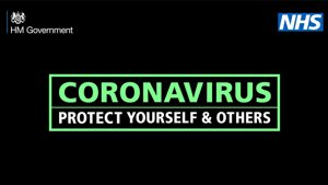 Coronavirus/Covid-19 Update (Yorkshire House Closed)