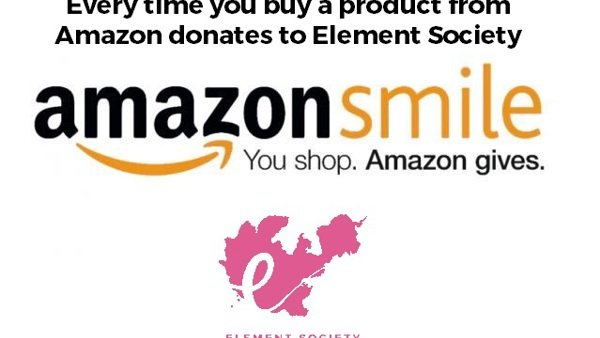 Amazon Smile: Donate to Element for free!