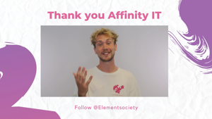 Thankyou Affinity IT